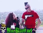 Combichrist Interview with Andy LaPlegua - Blue Blood's Amelia G interviews Andy LaPlegua about his Combichrist project and his new album.