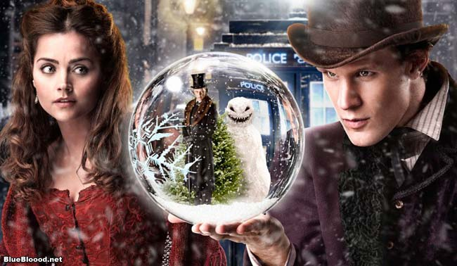 doctor who christmas special matt smith not zooey deschannel
