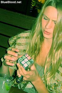 Sydney Lauren Rubix Cube