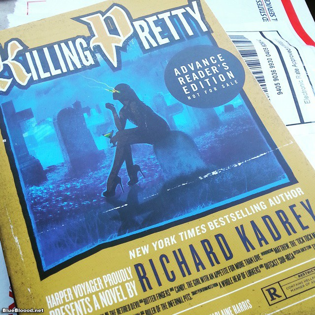 Richard Kadrey Killing Pretty