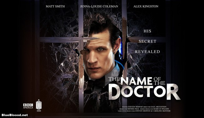 Doctor Who, Episode 713: The Name of the Doctor