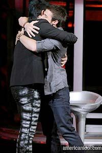 Adam Lambert Kris Allen American Idol