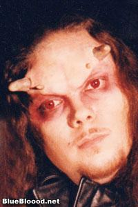 André Freitas special fx artist for Zombieland