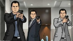 Archer on FX, Season 4, Episode 9, The Honeymooners