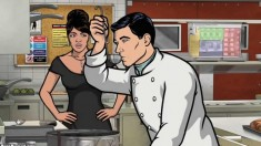 Archer on FX, Live and Let Dine