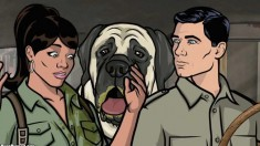 Archer on FX, Un Chien Tangerine