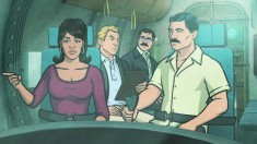 Archer Finale Sea Lab Crossover