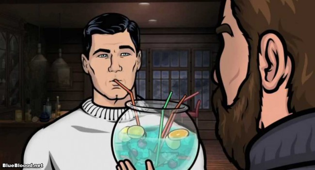 Archer, The Archer Sanction, Season 6, Ep3