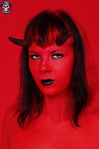 blasphemy day devil girl