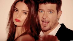 Blurred Lines Robin Thicke Pics
