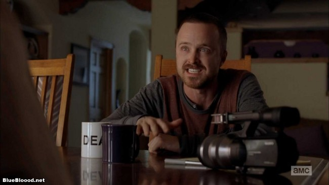 breaking bad aaron paul dea coffee mug walter white is the devil