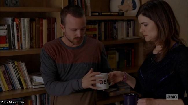 breaking bad aaron paul dea coffee mug marie schrader