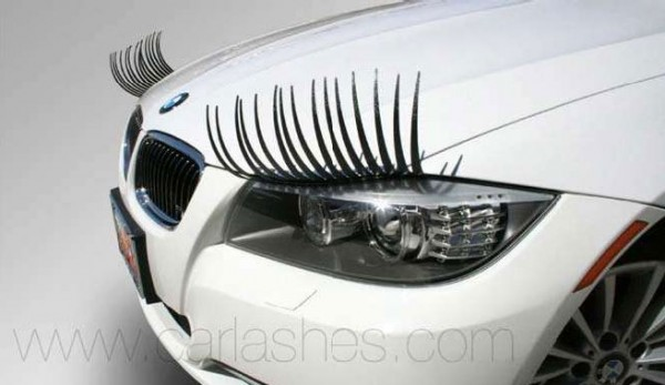 car lashes eyelashes