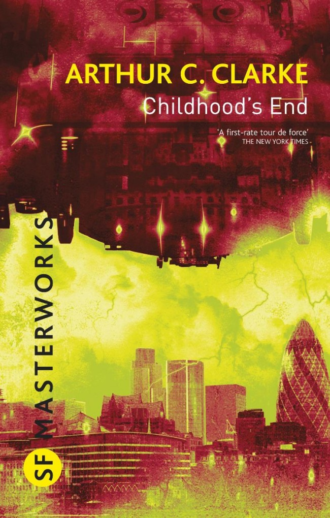 childhoods end arthur c clarke