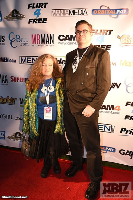 Cybersocket Red Carpet by Fubar's JFK for XBiz
