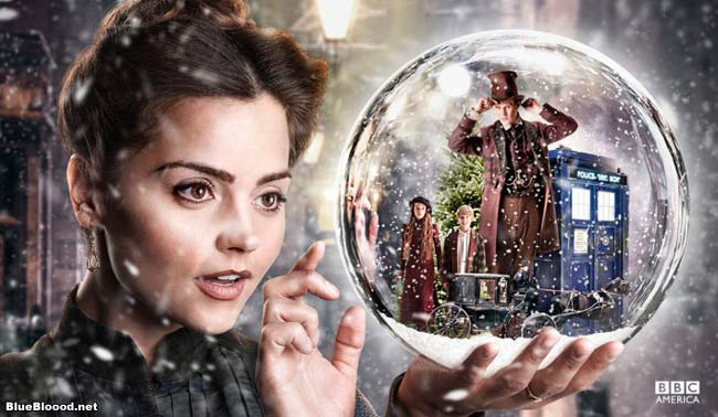 doctor who christmas special new companion