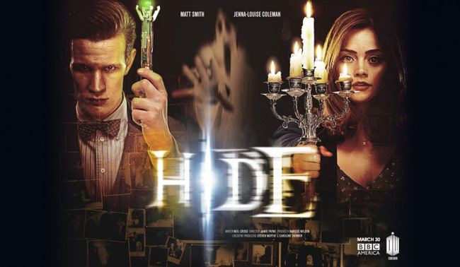 Doctor Who, Episode 709: Hide