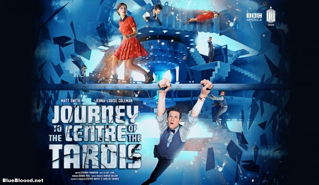 Doctor Who, Episode 710: Journey to the Centre of the TARDIS