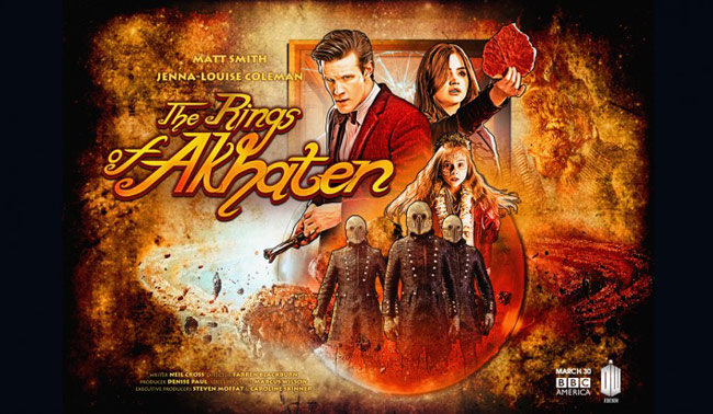 Doctor Who, Episode 707: The Rings of Akhaten