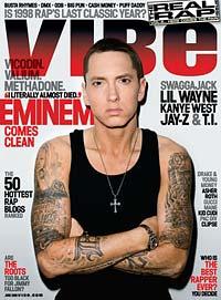 eminem vibe magazine cover