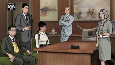 Archer on FX See Tunt Episode 12 Season 4