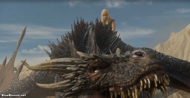"Game of Thrones, Season 6, Episode 56: Blood of My Blood, or It""s Time to Hit the Road"