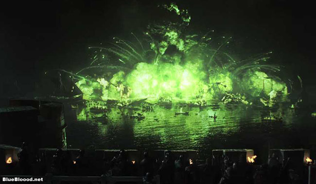 game of thrones green wildfire ships