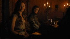 Game of Thrones Season 3 Joffrey Baratheon Margaery Tyrell