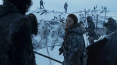 Game of Thrones Season 3 Jon Snow Ygritte