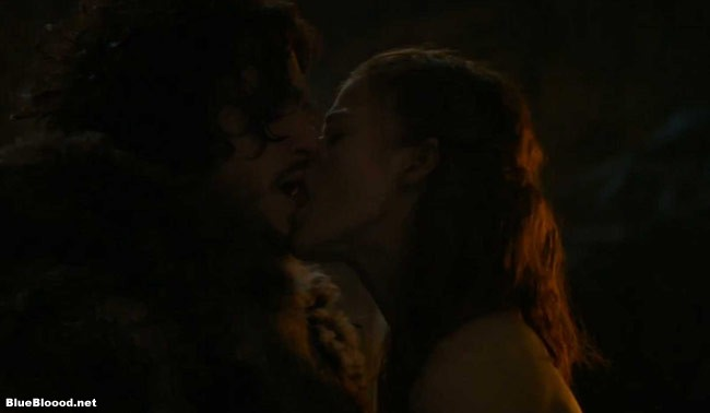 Game of Thrones S3E25: Kissed by Fire, or You'd Rather be Kissed by Snow