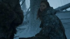 Game of Thrones S3E26: The Climb ygritte