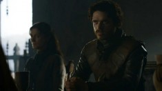 Game of Thrones S3E26: The Climb robb stark