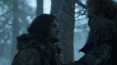 Game of Thrones S3E26: The Climb north of the wall