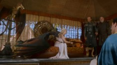Game of Thrones S3E27 dragons