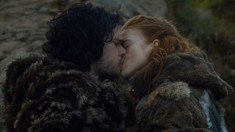 Game of Thrones S3E27 jon snow ygritte