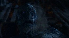 Game of Thrones S3 E27: Second Sons white walker