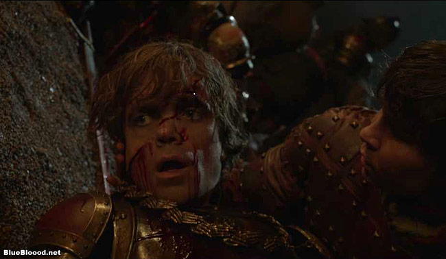 game of thrones tyrion battle