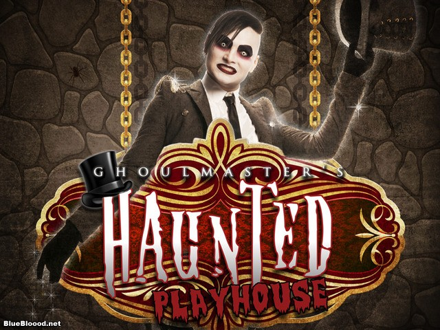 ghoulmaster haunted playhouse