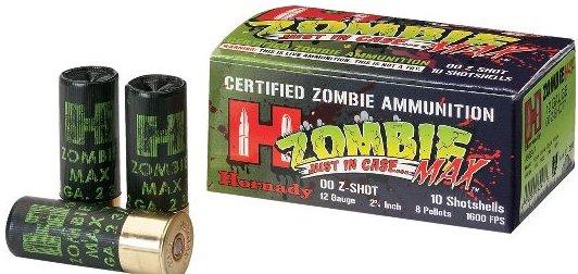 hornady zombie max shotgun shells