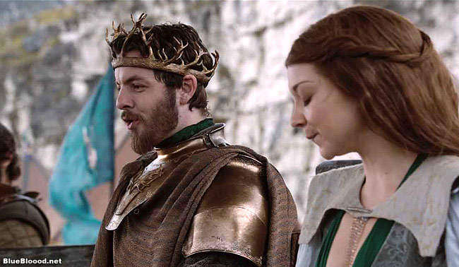 joust renly baratheon crown margaery tyrell