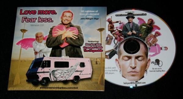 love more fear less dvd