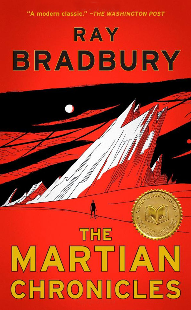 martian chronicles ray bradbury