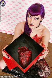 Natalie Addams My Bloody Valentine