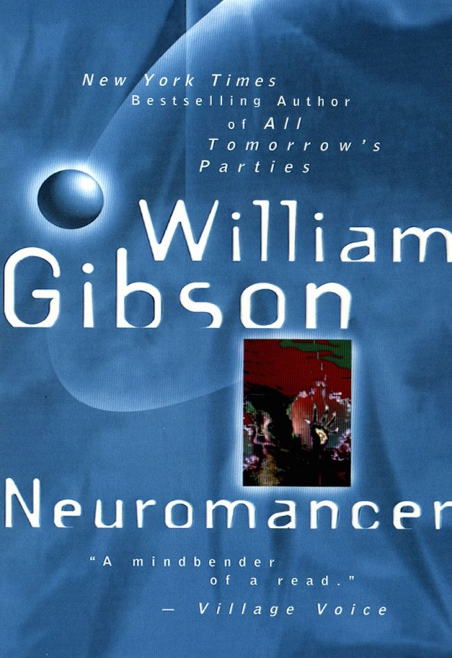 neuromancer william gibson