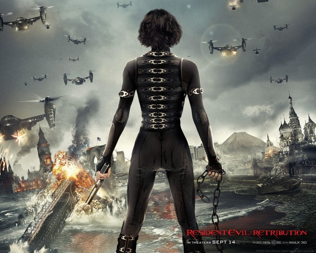 resident evil retribution alice fetish ass