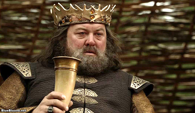 robert baratheon crown