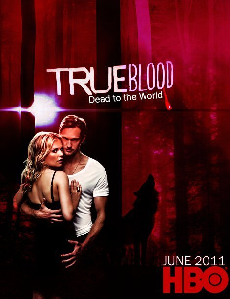 sookie eric season 4 poster true blood