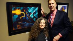 Steve Rude Art Show at La Luz Gallery