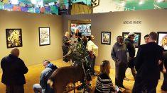 Steve Rude Art Show at La Luz Gallery