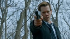 The Following on FOX, Kevin Bacon